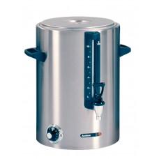 Dubbelwandige Waterkoker met Vaste Wateraansluiting 10 Liter