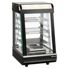 Warmhoudvitrine Deli Compact 2 Roosters 52 Liter