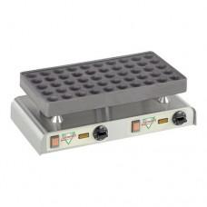 Neumarker Poffertjes Bakplaat | 50 stuks | 2200Watt Bakplaten