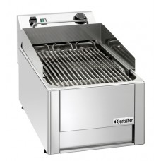Watergrill Model 40 Waterpan GN 1/1 Barbecue Electrisch