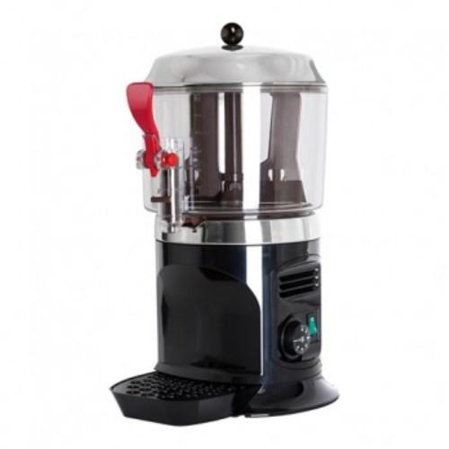 Warme Chocolademelk Dispenser 5 Liter Zwart
