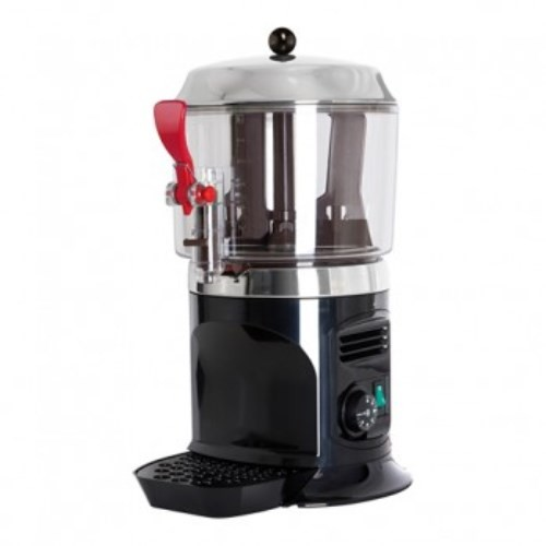 Warme Chocolademelk Dispenser 3 Liter Zwart