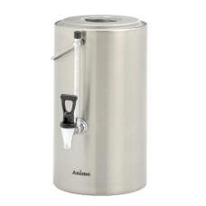Dranken Container Elektrisch Verwarmt met Peilglas 10 Liter Warme Dranken Ketels