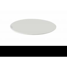 Bord Ø 27 cm coupe White Delight Per 6 Palmer White Delight