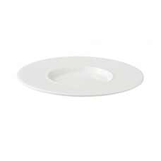 Schotel Ø 16 cm Koffie / Cappuccino White Delight Per 6 Palmer White Delight