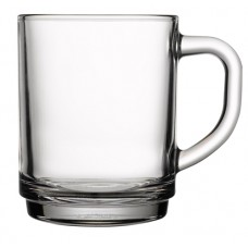 Theeglas 255 ml. Gehard Glas Coffee Point Per 12 Theeglazen