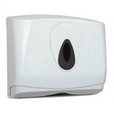 PlastiQ Line Handdoekdispenser mini Kunststof Wit