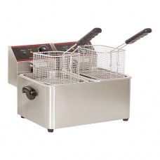 Friteuse 2 x 5 Liter CaterChef