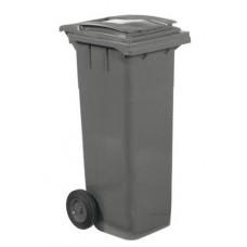 Afvalcontainer 120 Liter Antraciet NIEUW