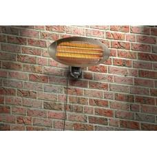 Terrasverwarmer Elektrisch Wandmodel