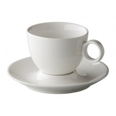 Koffiekop Bolvormig 220ml Coffee Point Per 24 Coffee Point