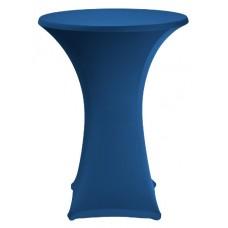 Samba Statafelhoes Blauw met Topcover Ø80-85cm
