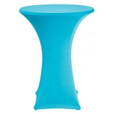 Samba Statafelhoes Turquoise met Topcover Ø80-85cm