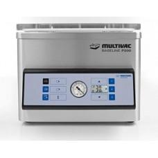 Multivac Vacuümachine P200 | Sealbalk 30.5 cm. | Kamer 30.5x30x11cm. | 18 m³/h Vacuummachines