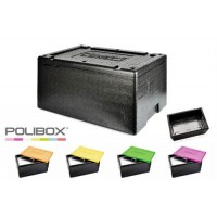 Polibox Thermobox GN1/1 | Extern 600x400x300mm Thermoboxen