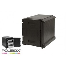 Polibox Cateringcontainer Frontlader GN1/1| Extern 650x500x610 mm Thermoboxen