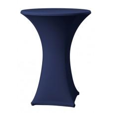 Samba Statafelhoes Donkerblauw met Topcover Ø80-85cm