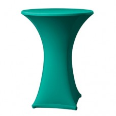 Samba Statafelhoes Groen met Topcover Ø80-85cm