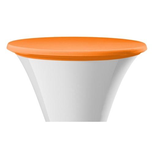 TopCover Samba Ø 70 cm Oranje