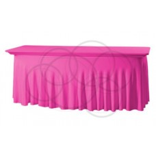 Tafelhoes Grandeur Rechthoekig Easy Jersey Roze