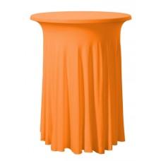 Statafelhoes Wave Easy Jersey Oranje Ø 80-85cm