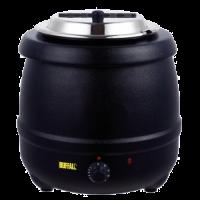 Soepketel Au Bain Marie tot 98°C 10 Liter Soepketels
